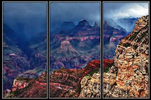 GRAND CANYON TRITYCH